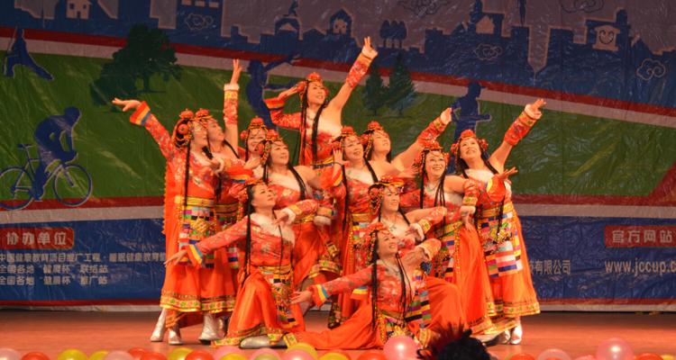 35藏舞康定乡村小学情歌a乡村v乡村图片
