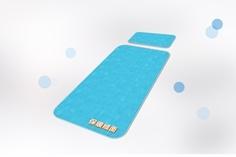 健晨复合健康冰丝功能薄垫(冷暖型)
