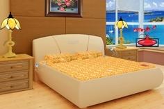 分区控温型皇族床垫