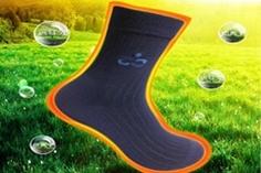 健晨复合健康保健袜(厚型)