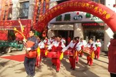 恭贺河南商丘健晨服务中心正式开业