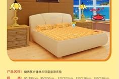 健晨复合健康加强型皇族床垫